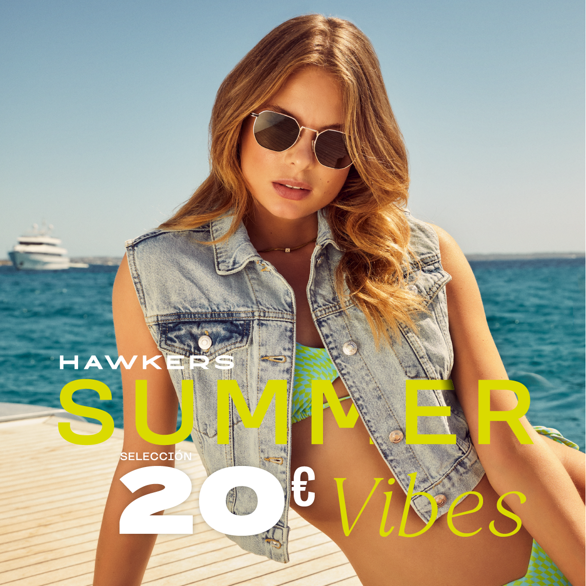 SUMMER VIBES HAWKERS